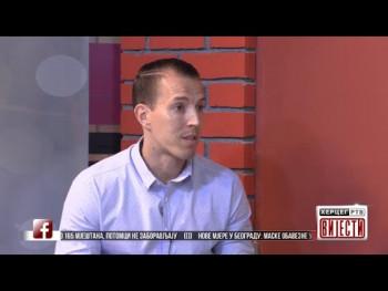 Gost Vijesti u 16:30 Marko Radić direktor TO Trebinje(VIDEO)