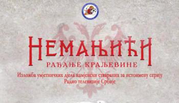 Gacko - Najava: Izložba 'Nemanjići – Rađanje kraljevine' autora Petra Đinovića