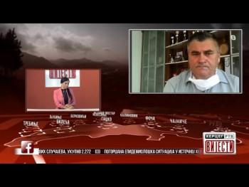 Gost Vijesti u 16:30: Mihajlo Vujović, Menadžer opštine Bileća  (30.06.2020.)