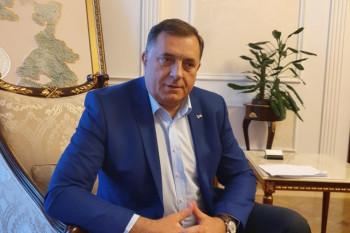 Dodik: Nerazumna odluka Turkovićeve, ali ne iznenađuje