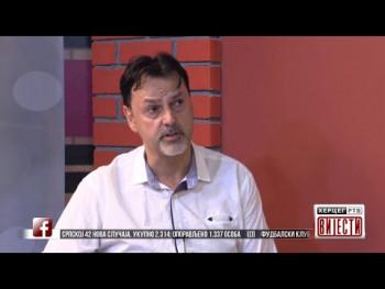 """Гост Вијести у 16:30 : Александар Вукановић, директор ОШ """"Вук Караџић"""" Требиње"""