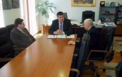 Predstavnici Saveza Srba iz Temišvara danas posjetili gradonačelnika Trebinja