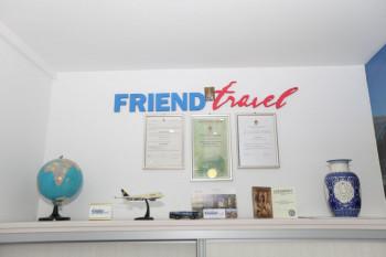 Želite da se odmorite, putujete, zabavite, upoznate nove destinacije i ljude - kontaktirate agenciju 'FRIEND TRAVEL'