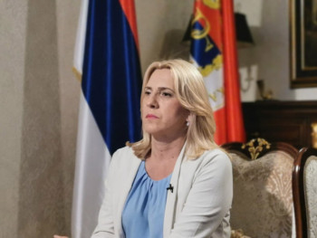 Cvijanović sa predstavnicima partija o Srebrenici i Mostaru