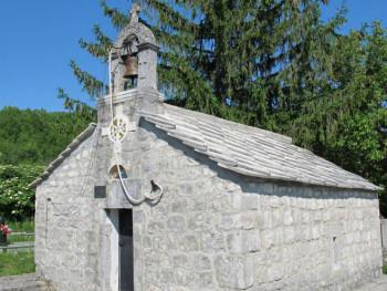 Crkva Vaznesenja Hristovog u Dubočanima - nacionalni spomenik
