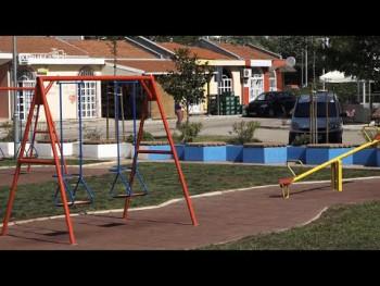 Naselje Tini dobilo novo igralište(VIDEO)