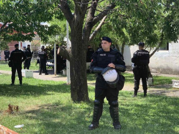 Tokom haosa u Budvi: Policajci tukli preko mjere?