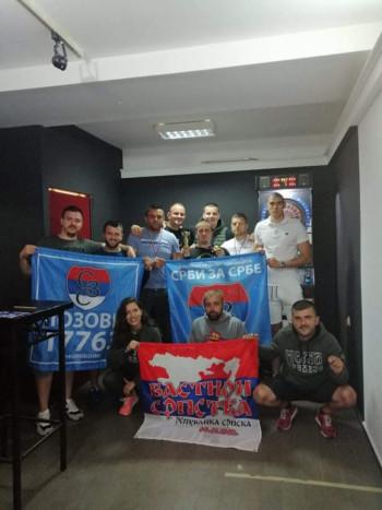 Humanitarna organizacija Srbi za Srbe priredila pikado turnir u Nevesinju