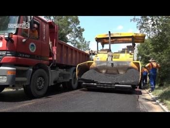 Rehabilitacija puta Trebinje-Ljubinje biće završena do 15. novembra (VIDEO)