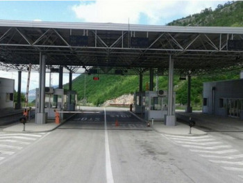 Nikada manje gužve na graničnim prelazima prema Crnoj Gori i Hrvatskoj