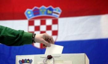 Парламентарни избори у Хрватској, право гласа има 3,9 милиона грађана