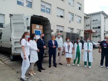 Bolnici u Trebinju stigla donacija EU u vrijednosti 230.000 KM