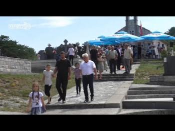 Obilježena slava crkve u selu Orovac (VIDEO)