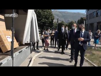 ERS donirala 10 respiratora za bolnice u Srpskoj  (VIDEO)