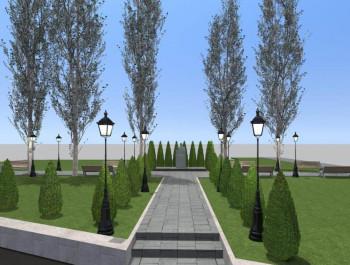 U Nevesinju počela izgradnja parka koji će nositi ime Alekse Šantića