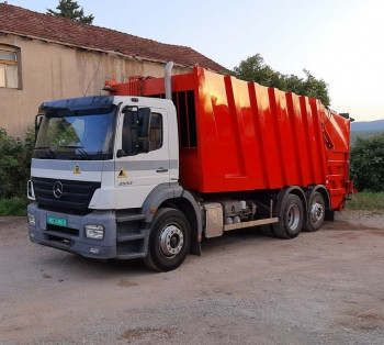 Nabavljeno specijalno vozilo za odvoz otpada
