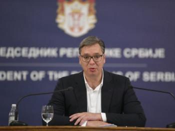 Vučić: Svakako će biti pooštravanja mjera za Beograd, ali bez policijskog časa