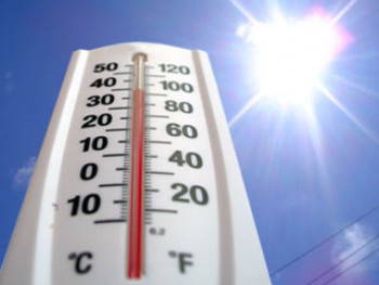Метеоаларм због врућине