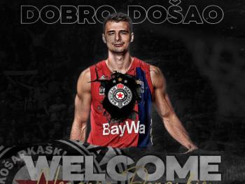 Dangubić zvanično prešao u Partizan!