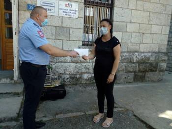 Полиција даровала Удружење 'Бебе'