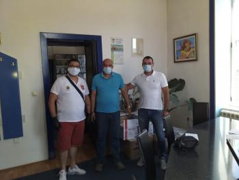 Пријатељи се препознају у невољи: Љубињу стигла помоћ из Бачке Паланке (ФОТО)