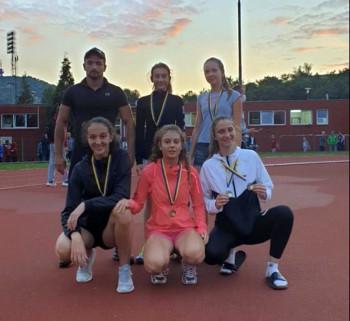 Nove medalje za Atletski klub Leotar