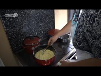 Hercegovačka cicvara, hrana i energija za teške fizičke poslove (VIDEO)
