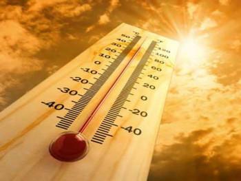 Жуто упозорење због изузетно високе температуре ваздуха