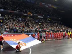 EP u futsalu: Srbija na startu ubjedljiva protiv Slovenije
