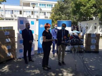 СЗО донирала заштитну медицинску опрему здравственим установама у Српској