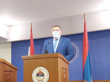 Dodik: I bez opozicije osigurana dvotrećinska većina