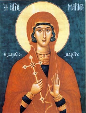 Danas Ognjena Marija