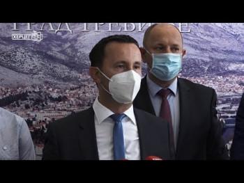 Devet političkih stranaka podržalo kandidaturu Mirka Ćurića (VIDEO)