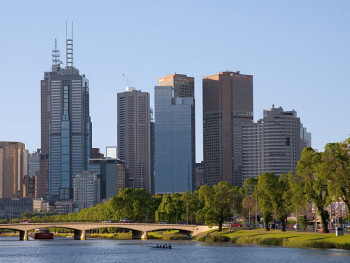 Melburn pod potpunom blokadom