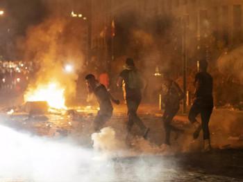 Haosu u Bejrutu: Poslije eksplozije protesti i suzavci (VIDEO)