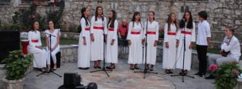 Olimpijski onlajn koncert Etno grupe 'Simonida'
