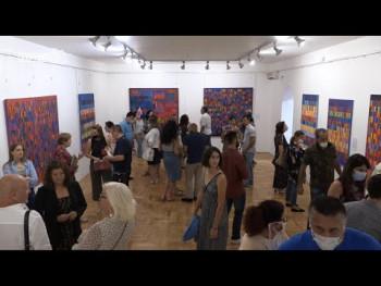 Stihovi Jovana Dučića inspiracija akademske slikarke Mirjane Mire Maoduš (VIDEO)