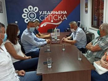 Trebinje: GO Ujedinjene Srpske i Partije ujedinjenih penzionera zajedno na izborima