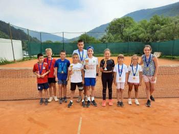 TK 'Foča' organizovao turnir za najmlađe članove