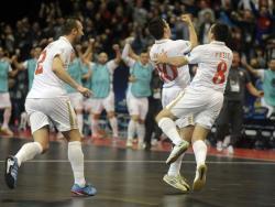 EP u futsalu: Srbija protiv Ukrajine za polufinale