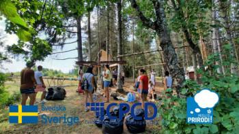 Održana prva akcija čišćenja u Nevesinju Eko HUB BLAGAJ (FOTO)
