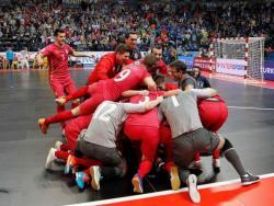 Srbija u polufinalu EP u futsalu