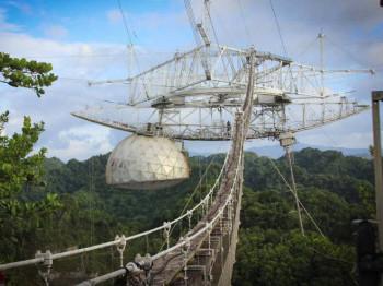 Ugašen najpoznatiji teleskop za traženje vanzemaljaca (VIDEO)