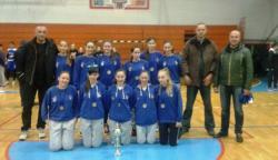 Košarkašice Mladosti osvojile drugo mjesto na Basket kupu Ilidža 2015