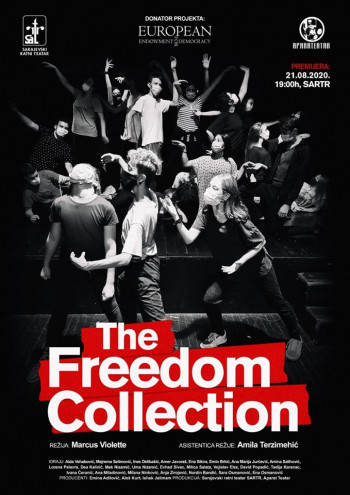 Najava - Premijera predstave 'Freedom collection'