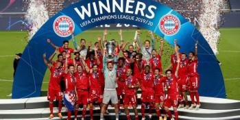 Бајерн је шампион Европе