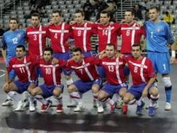 EP u futsalu: Srbija večeras protiv Rusije za finale