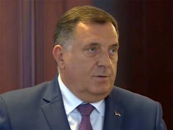 Dodik: Obaveza je da štitim status Srpske; Želimo trajan i stabilan mir