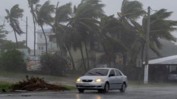 Jak uragan pogodio Ameriku