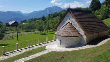 Osvećenje obnovljene najstarije crkve u fočanskom kraju